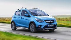 Salone di Parigi 2016, Opel Karl Rocks