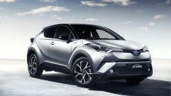 Salone di Parigi 2016, Toyota C-HR