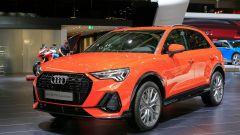Salone di Parigi 2018: Audi A1, Audi A4 e Audi Q3. Foto e informazioni