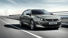 Salone di Parigi 2018: Peugeot e-Legend Concept, 508 SW, 3008 Hybrid4