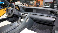 Lexus LC Hybrid Yellow Edition: le foto live da Parigi 2018 - Immagine: 12