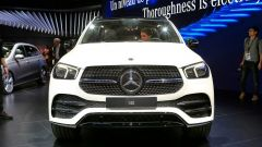 Salone di Parigi 2018: nuova Mercedes GLE