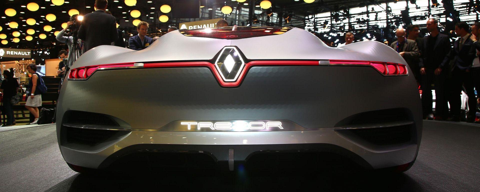 Renault, Dacia e Alpine: ecco le novità per Parigi 2018