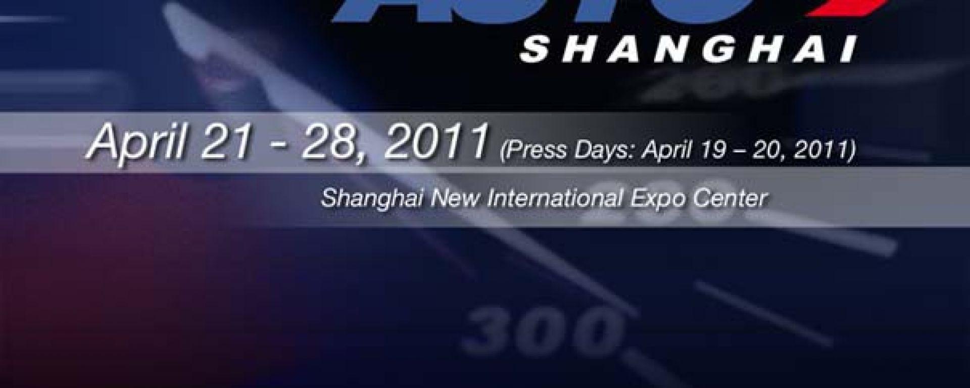 Salone di Shanghai 2011