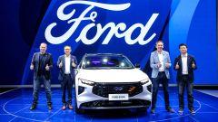 Ford Evos, il dopo Mondeo è un SUV coupé. Con che display! - Immagine: 2