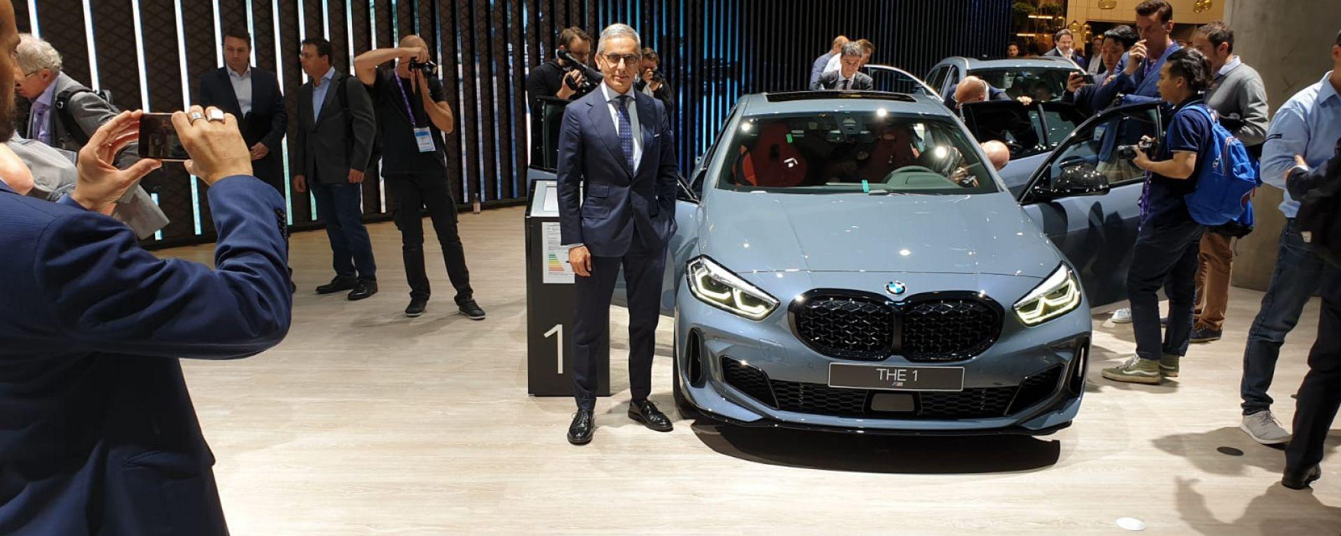 Salone di Francoforte 2019: le novità allo stand BMW