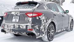 C'è un nuovo motore V8 Ferrari per la Maserati Levante GTS - Immagine: 2