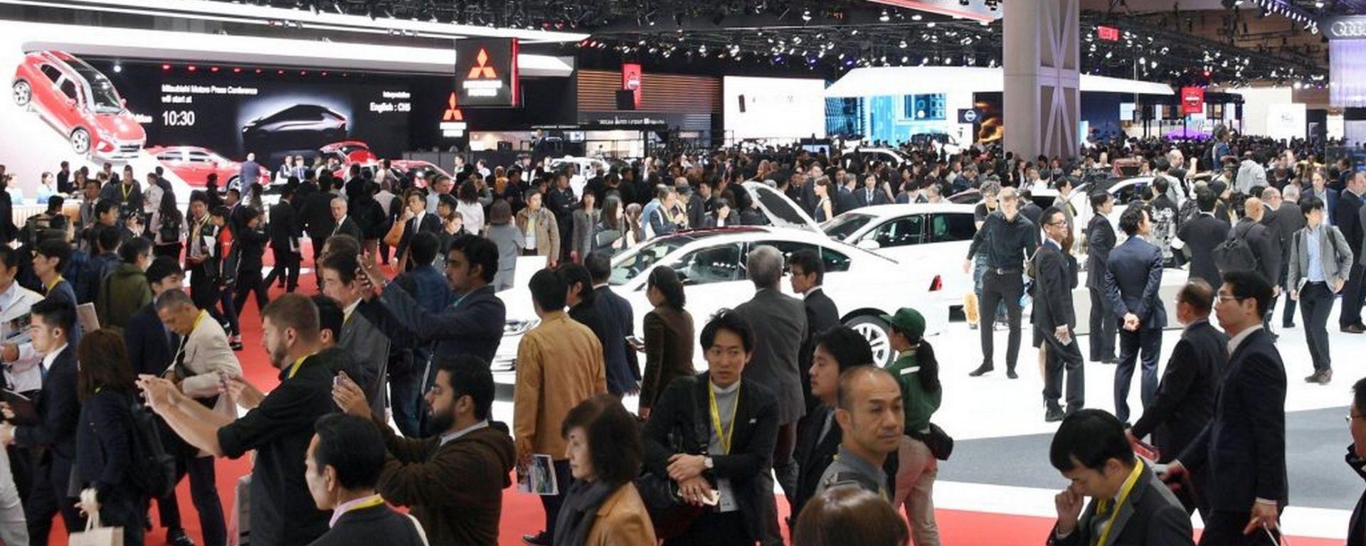 Salone di Tokyo 2019: tutte le novità dalle Case auto