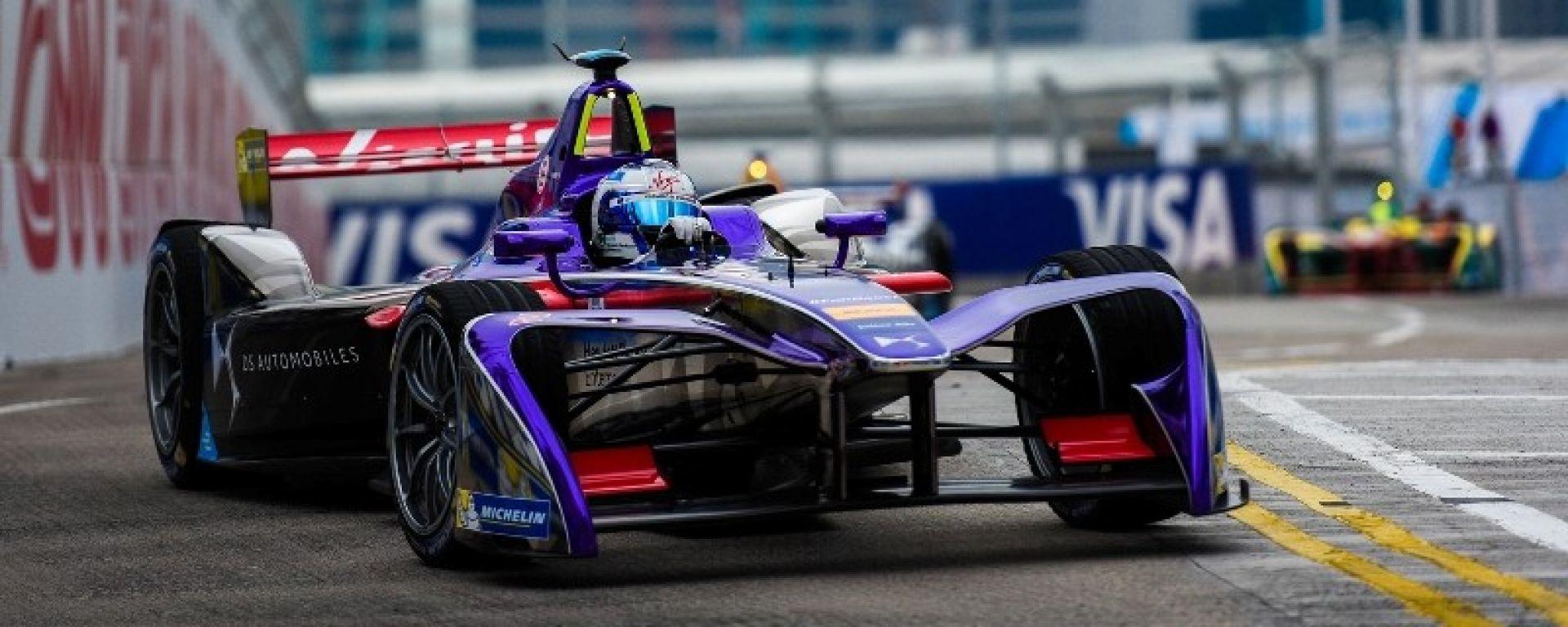 Bird e DS sognano il titolo della Formula E all'EPrix di New York
