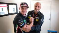 Sam Lowes in Moto2 nel 2018