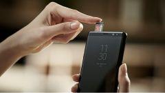 Samsung Galaxy Note 8 è espandibile con schedine MicroSD
