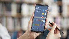 Samsung Galaxy Note 8 e lo stilo S-Pen