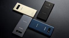 Samsung Galaxy Note 8: i vari colori