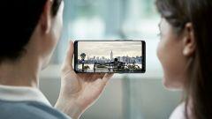 Samsung Galaxy Note 8: lo schermo Super Amoled da 6,3 pollici