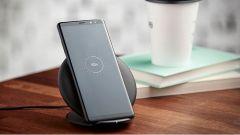 Samsung Galaxy Note 8 si ricarica anche senza fili