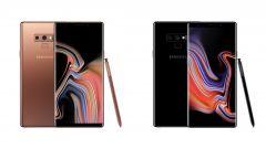 Samsung Galaxy Note 9: prezzi da 1029 euro