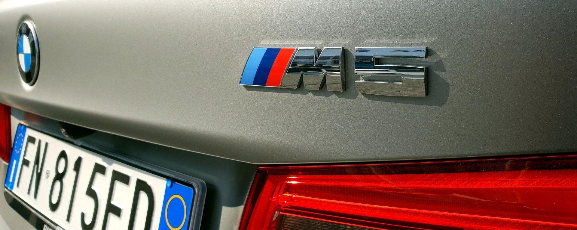Samsung Galaxy S9: dettaglio della nuova BMW M5