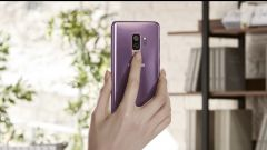 Samsung Galaxy S9+: la fotocamera ha due obiettivi
