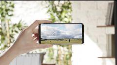 Samsung Galaxy S9: l'Infinity Display smussato ai bordi e quasi privo di cornice