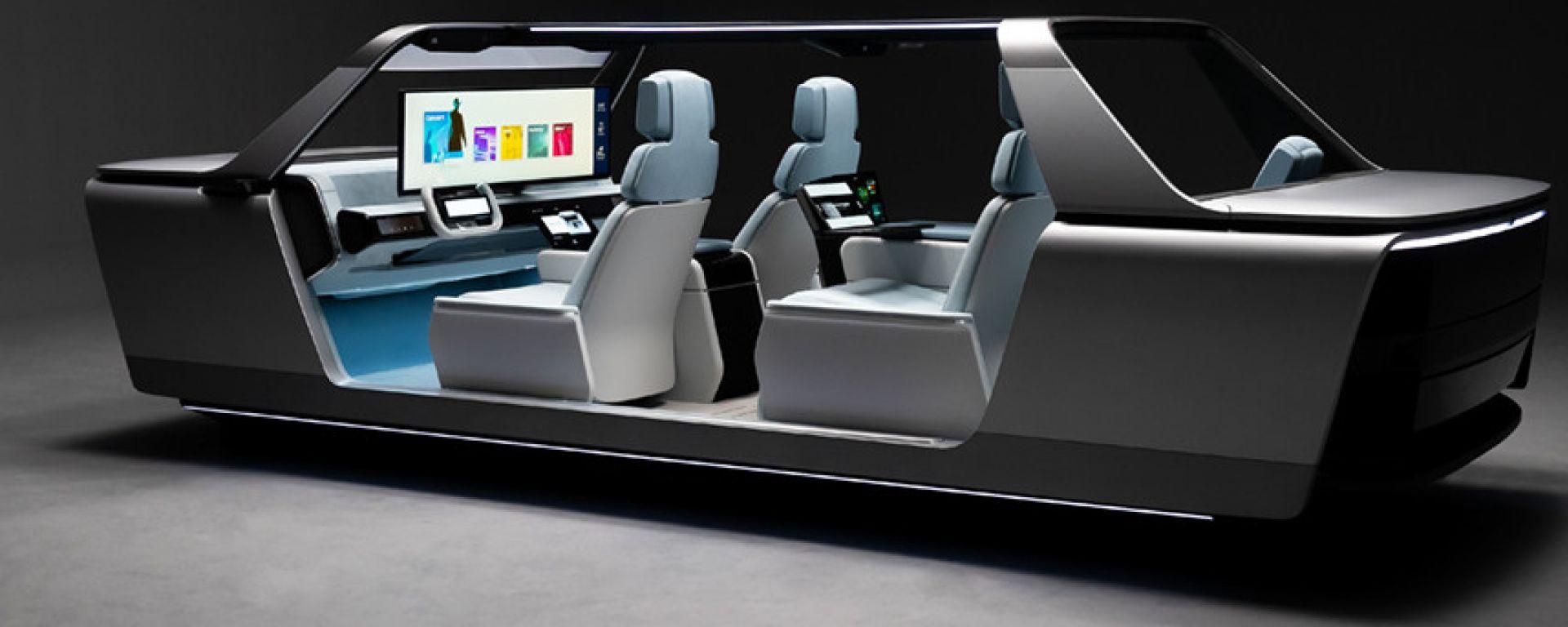 Samsung: l'abitacolo del futuro è il Digital Cockpit presentato al CES 2021