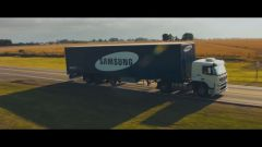 Samsung: the safety truck - Immagine: 8