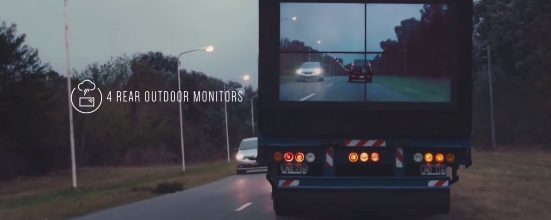 Samsung: the safety truck