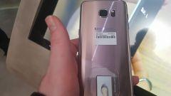 Samsung Galaxy S7 - Immagine: 9