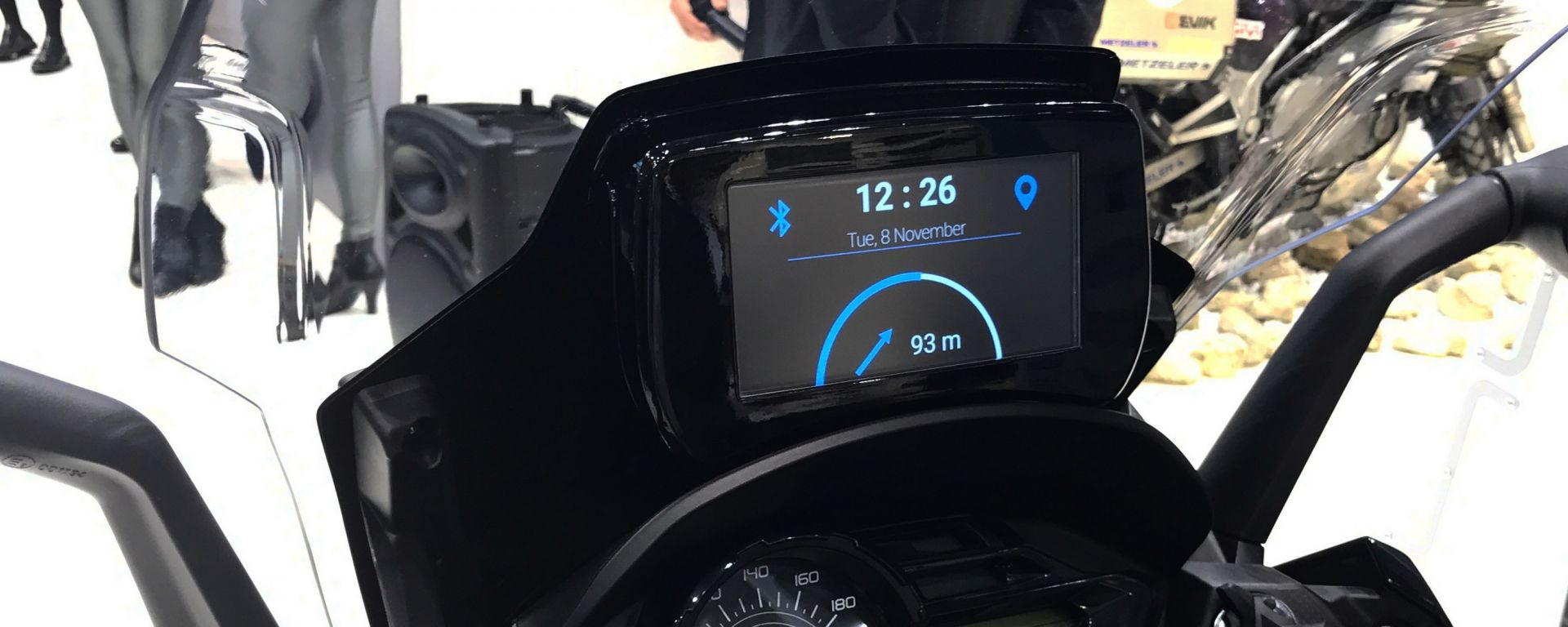 Samsung Smart Windshield: con Givi il parabrezza del futuro