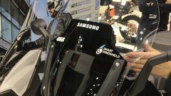 Samsung Smart Windshield: con Givi il parabrezza del futuro - Immagine: 3