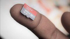 SanDisk lancia la schedina MicroSD da 400 GB: è la più potente che c'è