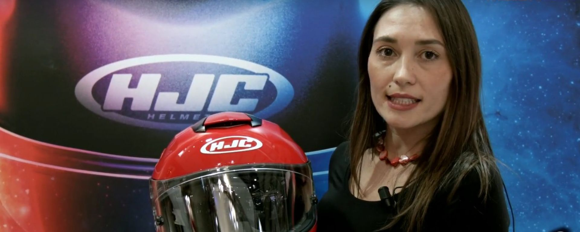 Sandra Semioli, PR HJC Italia