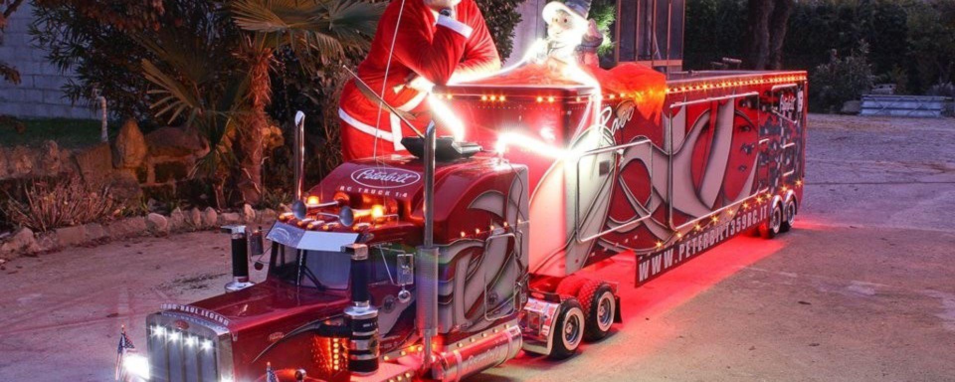Santa Claus (Mini)Truck