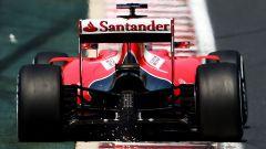 Santander sponsor Ferrari