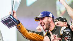 Sanya ePrix 2019, Vergne esulta sul gradino più alto del podio