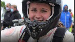 Sara Lenzi, la giovane endurista ci ha lasciato a causa di un incidente