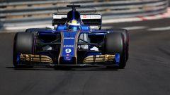 Sauber - qualifiche F1 2017 GP Monaco