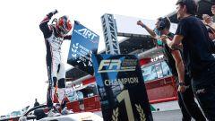 Mugello: Aron fa doppietta, Saucy è campione