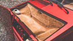 Sbarro Super Eight: il minuscolo bagagliaio anteriore
