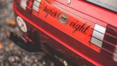 Sbarro Super Eight: particolare del posteriore