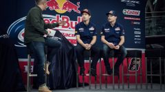 SBK 2017: Nicky Hayden e Stefan Bradl hanno presentato il nuovo Red Bull Honda Superbike Team - Immagine: 2