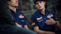 SBK 2017: Nicky Hayden e Stefan Bradl hanno presentato il nuovo Red Bull Honda Superbike Team - Immagine: 3