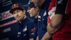 SBK 2017: Nicky Hayden e Stefan Bradl hanno presentato il nuovo Red Bull Honda Superbike Team - Immagine: 5