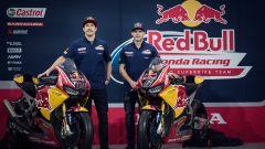 SBK 2017: Nicky Hayden e Stefan Bradl hanno presentato il nuovo Red Bull Honda Superbike Team - Immagine: 6