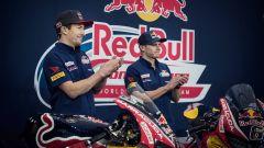 SBK 2017: Nicky Hayden e Stefan Bradl hanno presentato il nuovo Red Bull Honda Superbike Team - Immagine: 10