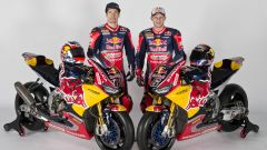 SBK 2017: Nicky Hayden e Stefan Bradl hanno presentato il nuovo Red Bull Honda Superbike Team - Immagine: 13