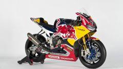 SBK 2017: Nicky Hayden e Stefan Bradl hanno presentato il nuovo Red Bull Honda Superbike Team - Immagine: 15
