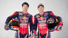 SBK 2017: Nicky Hayden e Stefan Bradl hanno presentato il nuovo Red Bull Honda Superbike Team - Immagine: 19
