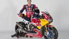 SBK 2017: Nicky Hayden e Stefan Bradl hanno presentato il nuovo Red Bull Honda Superbike Team - Immagine: 21