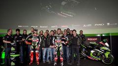 SBK 2017: Presentato a Barcellona il Kawasaki Racing Team 2017 - Immagine: 10