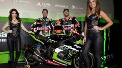 SBK 2017: Presentato a Barcellona il Kawasaki Racing Team 2017 - Immagine: 12